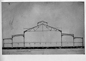 view Preliminary Plans by Adolf Cluss & Frederick Daniel for U. S. National Museum Building digital asset number 1