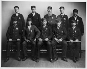 view Smithsonian Guard Force, c. 1900 digital asset number 1