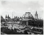 view Pan-American Exposition, Ethnology Building digital asset number 1