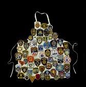 view Badge-covered Apron digital asset number 1
