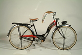 view Schwinn Panther Bicycle, 1953 digital asset number 1