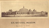 view Preliminary Drawing by Cluss & Meigs of United States National Museum digital asset number 1