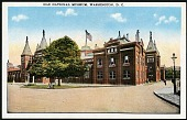 view Postcard of the United States National Museum Building digital asset number 1
