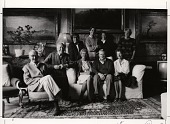 view Ripley Family with Percy Family at Alnwick Castle digital asset number 1