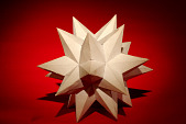 view Geometric Model by A. Harry Wheeler, Seventh Stellation of the Icosahedron digital asset: Seventh Stellation of the Icosahedron