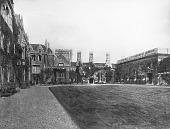 view Quad, Pembroke College, Oxford University digital asset number 1