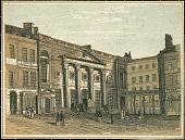 view Street Scene in Bath, England digital asset number 1