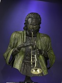 view Bust of Miles Davis digital asset number 1