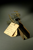 view Schilling Canal Boat Propulsion System, Patent Model digital asset number 1