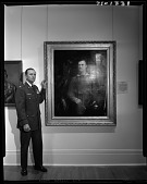 view Colonel Catlin with Paintings by George Catlin at NPG digital asset number 1