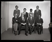 view Group Portrait of Visiting Scholars at Woodrow Wilson Center digital asset number 1