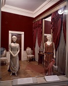 view White House Red Room Exhibit in First Ladies Hall at the Arts and Industries Building (A&I) digital asset number 1