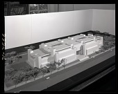 view Model of National Air and Space Museum Building digital asset number 1