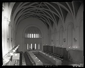 view SI Commons in the Smithsonian Institution Building, or Castle digital asset number 1