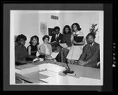 view Photograph of Exhibits Training Program for Fisk University Students digital asset number 1