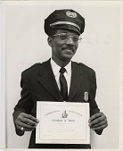 view Guard of the Month Pfc. Fred Sanford, Company C digital asset number 1
