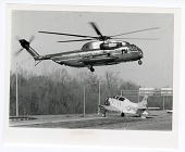 view Moving of Aircraft to Silver Hill Facility with Helicopter digital asset number 1