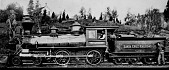 view Jupiter Steam Locomotive Train Engine digital asset number 1