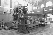 view Lunar Module and Wright Plane in A&I digital asset number 1
