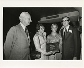 view Presentation of Career Service Award to Dr. Porter M. Kier digital asset number 1