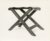 view George Washington's Camp Stool at NMHT digital asset number 1