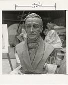 view Bust of James Smithson at Studio of Felix de Weldon digital asset number 1