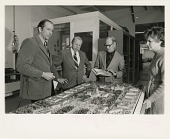 "view Unveiling of Model for ""The Federal City: Plans and Realities"" Exhibition at the Smithsonian Institution Building, or Castle digital asset number 1"