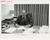 view Portrait of Melvin B. Zisfein at Desk digital asset number 1