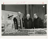 view Visit of Queen Elizabeth II to the Smithsonian Institution digital asset number 1