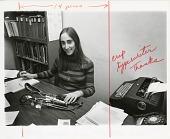 view Portrait of Virginia Drachman at Desk digital asset number 1