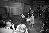 view Shanthi Greeted at Zoo by Amy & Rosalynn Carter digital asset number 1