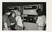 view SI Staff Use Smithsonian Metro Station Farecard Vending Machines digital asset number 1