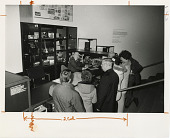 view John Swafford Demonstrates Ham Radio at National Museum of History and Technology digital asset number 1