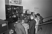 view John Swafford Demonstrating Ham Radio, NMHT digital asset number 1