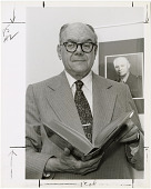 view Portrait of Dr. Forrest C. Pogue digital asset number 1