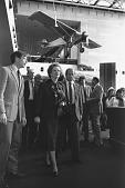 view Visit of Margaret Thatcher to NASM digital asset number 1