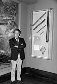 "view Herman Viola at ""Magnificent Voyagers"" digital asset number 1"