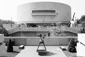 view Architectural History of the Hirshhorn Museum and Sculpture Garden, 1969 digital asset number 1