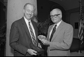view Secretary Adams and Barry Goldwater digital asset number 1