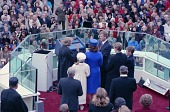 view 1989 George H. W. Bush Presidential Inauguration, Swearing-In of Vice President Dan Quayle, January 20, 1989 digital asset number 1