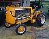 view Allis-Chalmers Fuel Cell Tractor digital asset number 1