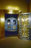 view Entrance to Philatelic Rarities Vault at National Postal Museum digital asset number 1