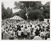 view 1974 Festival of American Folklife - Blanket Toss digital asset number 1