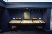 """view """"America's Stamps"""" Exhibit at National Postal Museum digital asset number 1"""