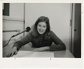 """view Portrait of Ann Carroll, Voice of """"Radio Smithsonian"""" digital asset number 1"""