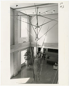 "view Kinetic Sculpture ""Twenty Four Lines"" by George Rickey at NCFA digital asset number 1"