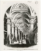 view Engraving of Lincoln Gallery digital asset number 1