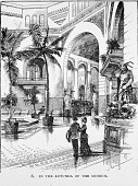 view Engraving of the Rotunda in the United States National Museum digital asset number 1