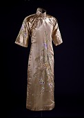 view Circa 1930 Women's Gown (cheong sam) digital asset number 1