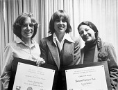 view National Zoological Park Staffers Receive Education Awards, 1978 digital asset number 1
